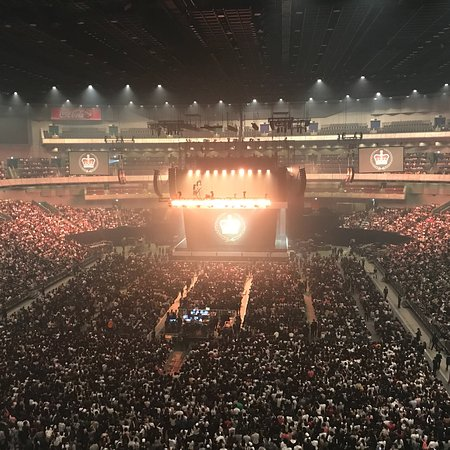 Saitama Super Arena - 2018 All You Need to Know Before You Go (with Photos) - TripAdvisor
