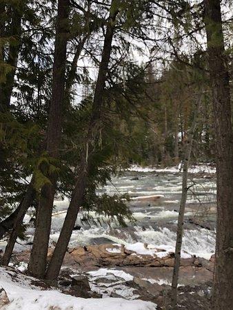 Troy, MT : Yaak Falls