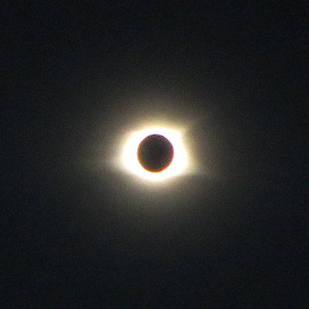 Athens, TN: Totality!