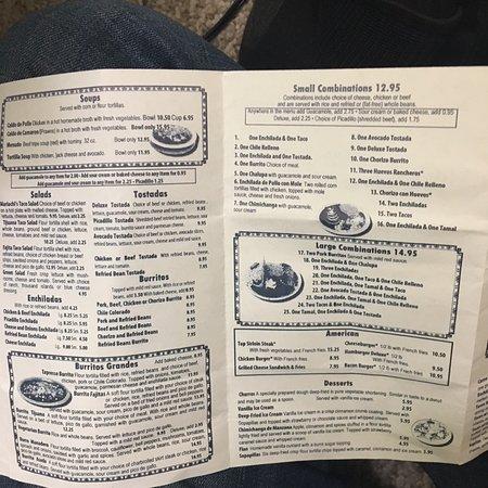 Rochester, WA: The Menu Card - Page 6