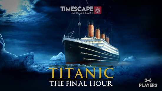 ‪Timescape - Live Escape Games‬