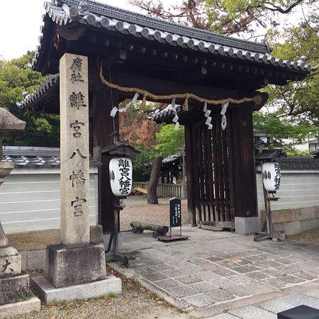 Rikyu Hachimangu