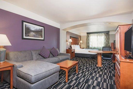 La Quinta Inn & Suites Modesto Salida: Guest room