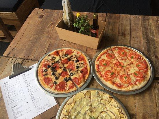 Il Tomato: Nuestras pizzas