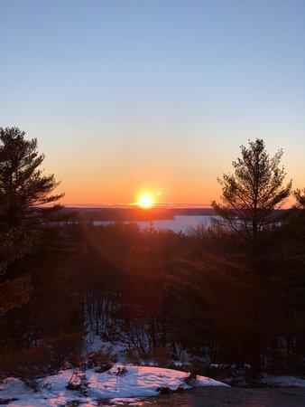 Muskoka Lakes, Canada: Sunset