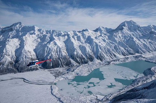 Mount Cook Alpine Vista Helicopter...