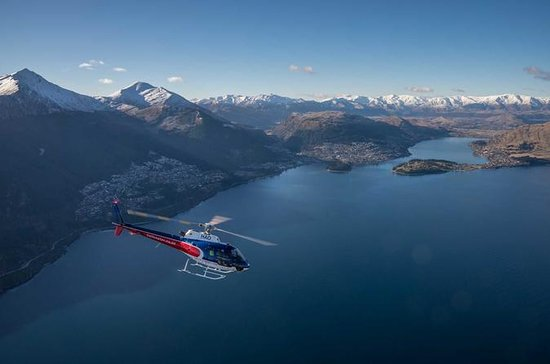 Grand Circle Helicopter Flight fra...