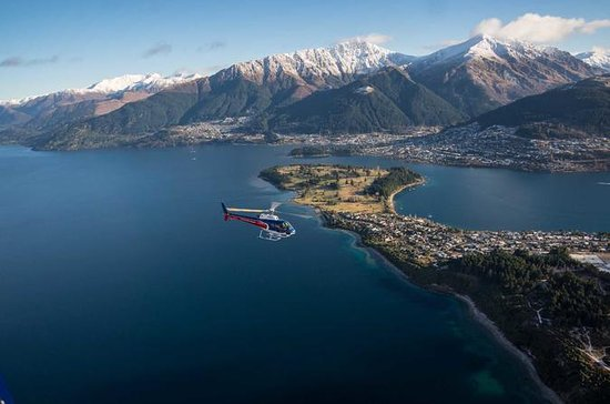 Remarkables Mountain Range Helicopter...