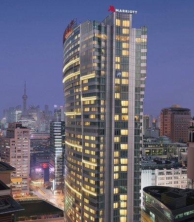 上海雅居樂萬豪酒店