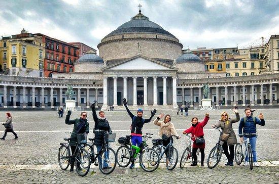 Tour guidato di Napoli in bicicletta