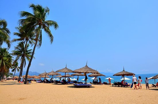 Private Tour Nha Trang to Monkey Island and Beach with Lunch