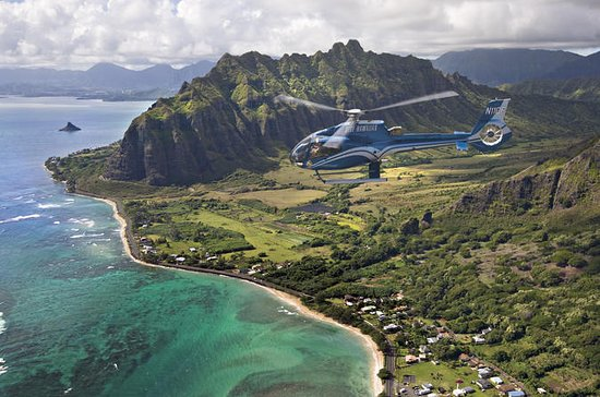 Oahu Open Door Helicopter Tours