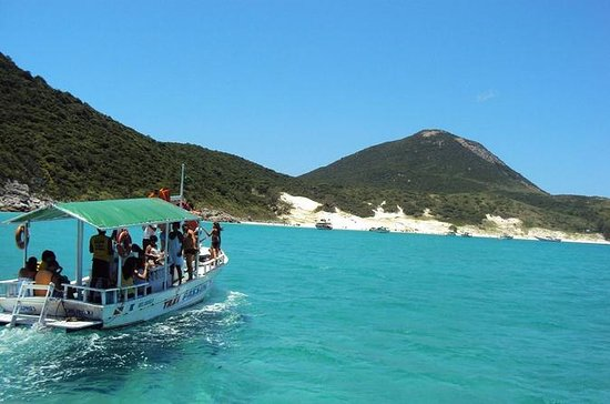 Arraial do Cabo Boat Day Trip from...