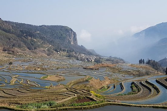 4-day Yuanyang & Stone Forest ...