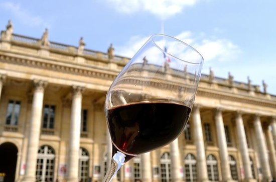 Bacchus WineTour : walk in Bordeaux...