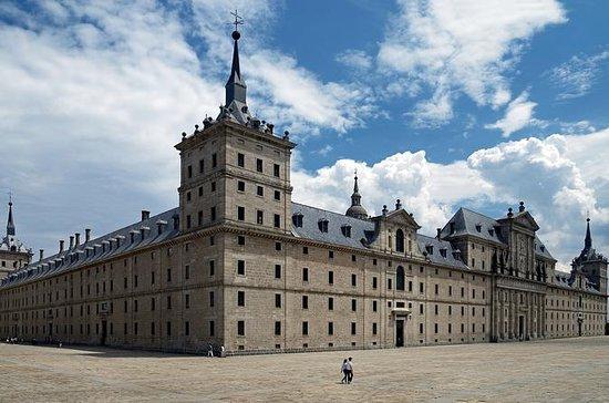 El Escorial and Valley of the Fallen...