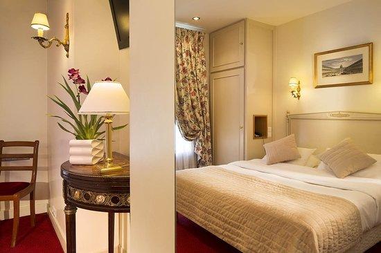 Hotel de Suede St. Germain: Guest room