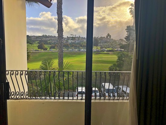 Hampton Inn and Suites San Clemente: View from Room 318