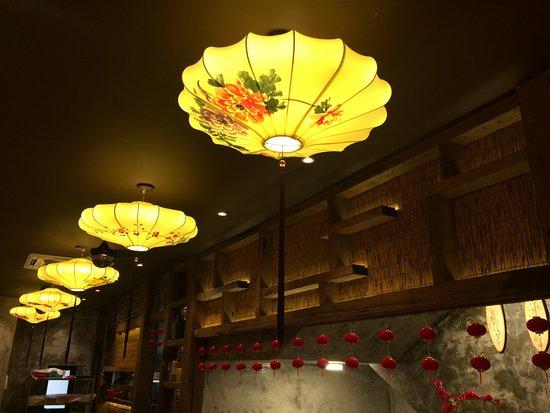 Perak, Malaysia: Traditional lanterns