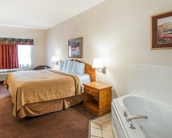 Econo Lodge Tech Center : Guest room