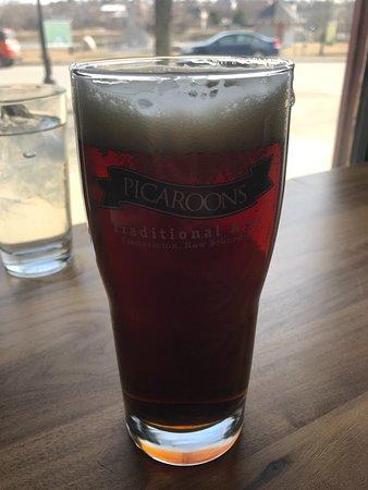 St. Stephen, Canadá: Picaroon Cease & Desist Beer