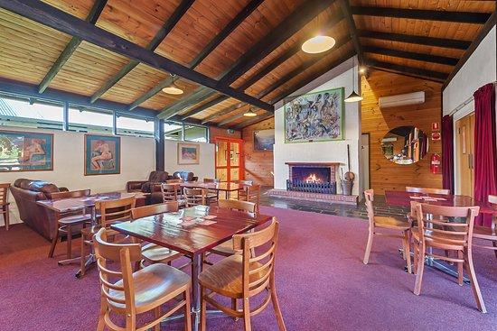 Harrietville, Australia: Breakfast Cafe (Seasonal)
