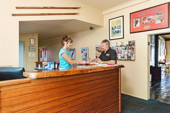 Harrietville, Australia: Reception