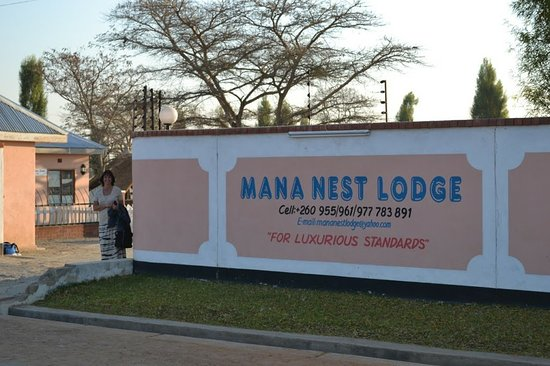 Choma, Zambia: Mana Nest Lodge