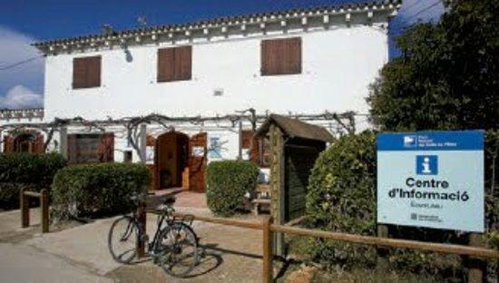 Deltebre, إسبانيا: Centro de informacion e interpretacion