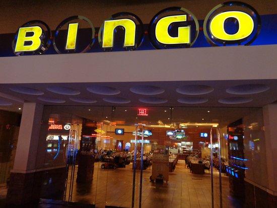 hard rock casino bingo