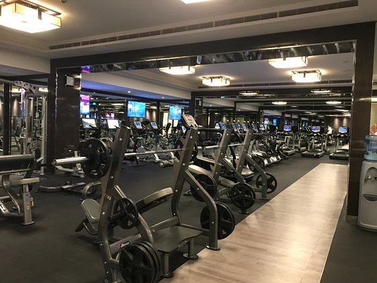 Excellent Gym Picture Of Crown Towers Perth Burswood Tripadvisor