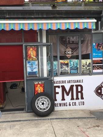 Brasserie Artisanale FMR : say no
