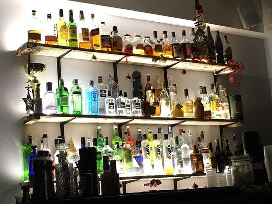 Surano, Italia: Line Alcool
