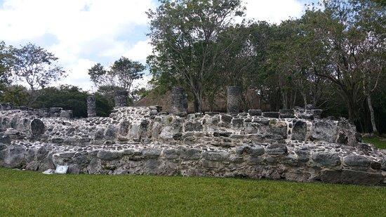 San Gervasio Mayan Archaeological Site: san gervasio