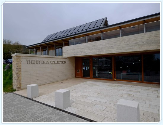Kimmeridge, UK: building