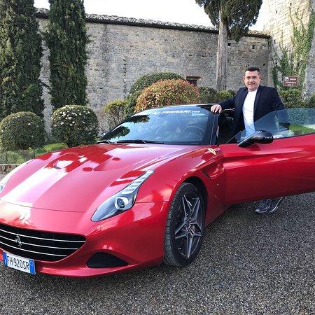 Tuscany Tours by Golden Travel: Ferrari Tour