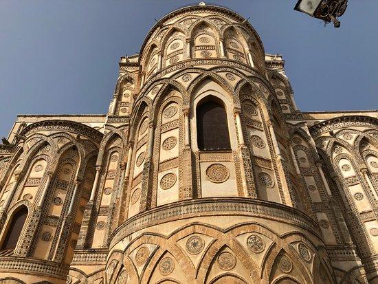 Duomo di Monreale : Exterior