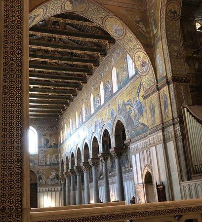 Duomo di Monreale : Interior