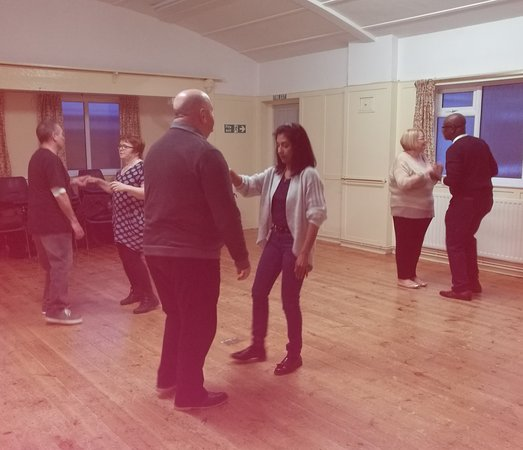 Bushey, UK : Our Salsa Wednesday course