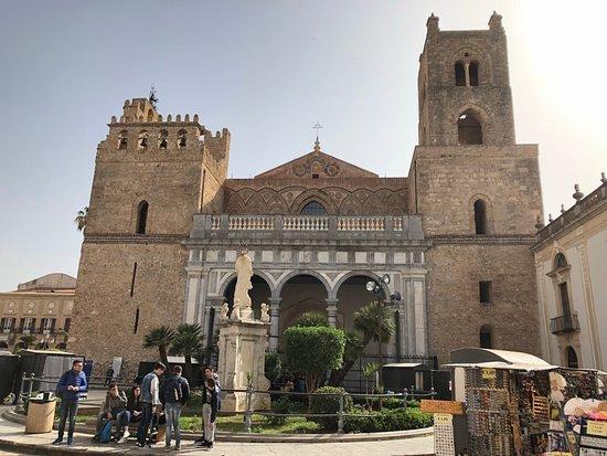 Duomo di Monreale : Front