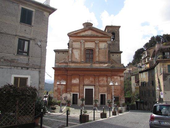 Subiaco, Italy: Santa Maria della Valle
