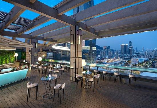 Eden Garden Hilton Shenzhen Shekou Nnahai Restaurant