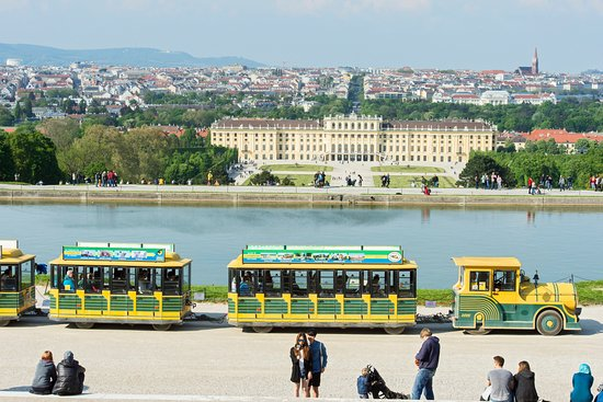 Schonbrunn Panorama Train