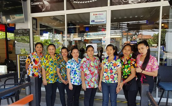 Nong Prue, Thailand: Team Tropical