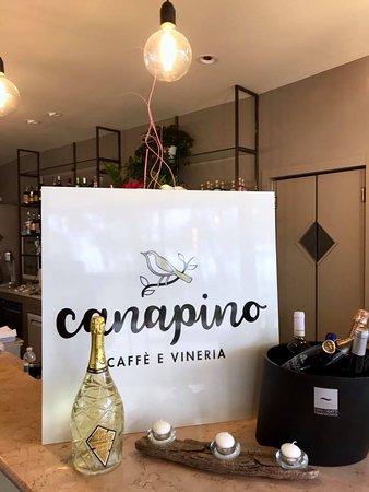 Canapino, caffetteria e vineria