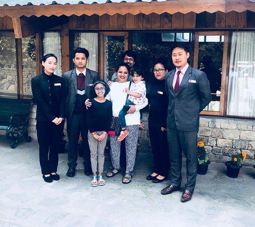 Best Hotel In Gangtok: Summit Namnang Courtyard & Spa (Gangtok, Sikkim)
