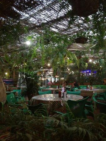 Restaurante El Cordero: location