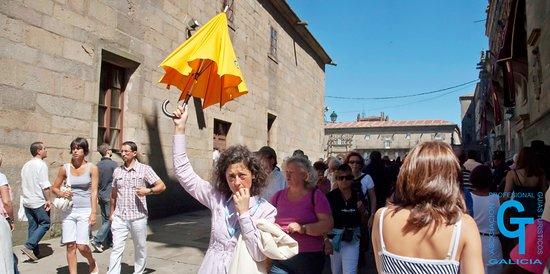Asociacion Profesional De Guias De Turismo De Galicia