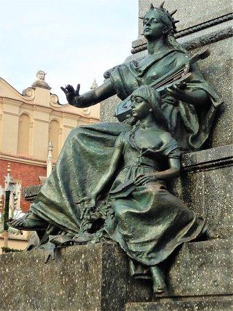 Adam Mickiewicz Monument (Pomnik Adama Mickiewicza): Фото – 17
