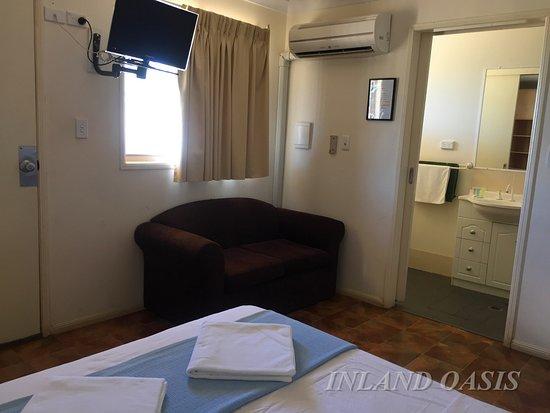 Mount Isa, Australien: Budget Room